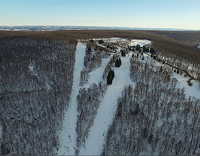 Laurel Mountain Ski Resort Lodging